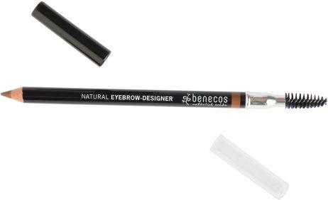 BENECOS BIO Eyebrow Designer Gentle Brown 1,13 g