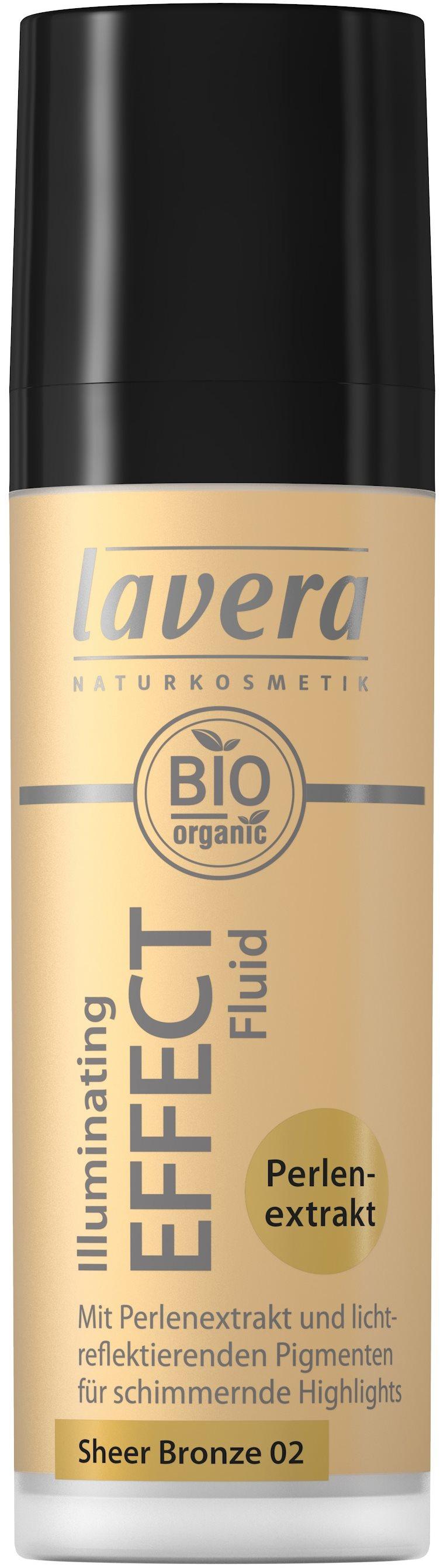 LAVERA Illuminating Effect Fluid Sheer Bronze 02 30 ml