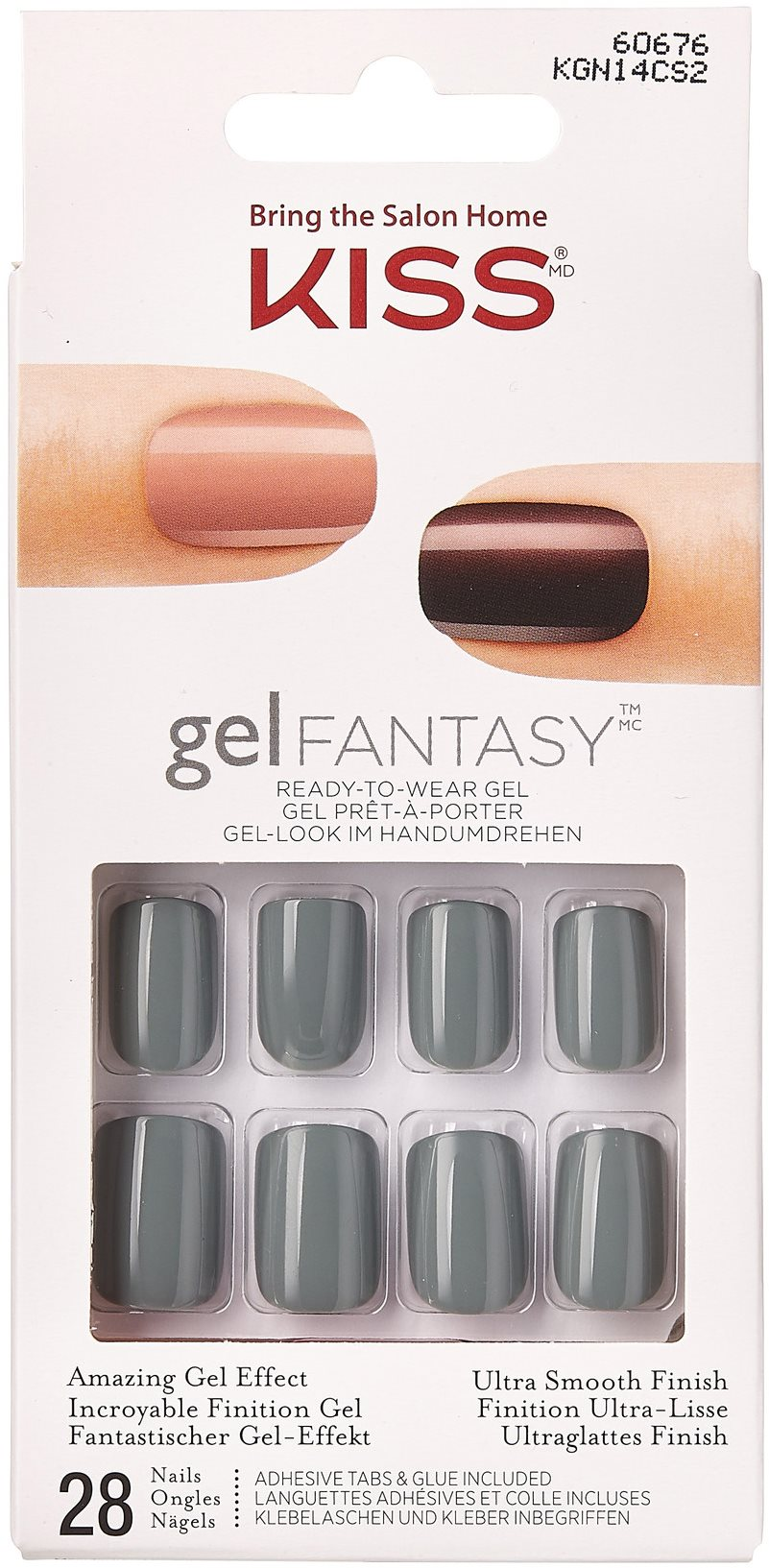 KISS Gel Nails - Lit Within
