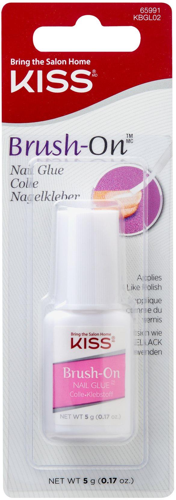 KISS Brush-On Nail Glue