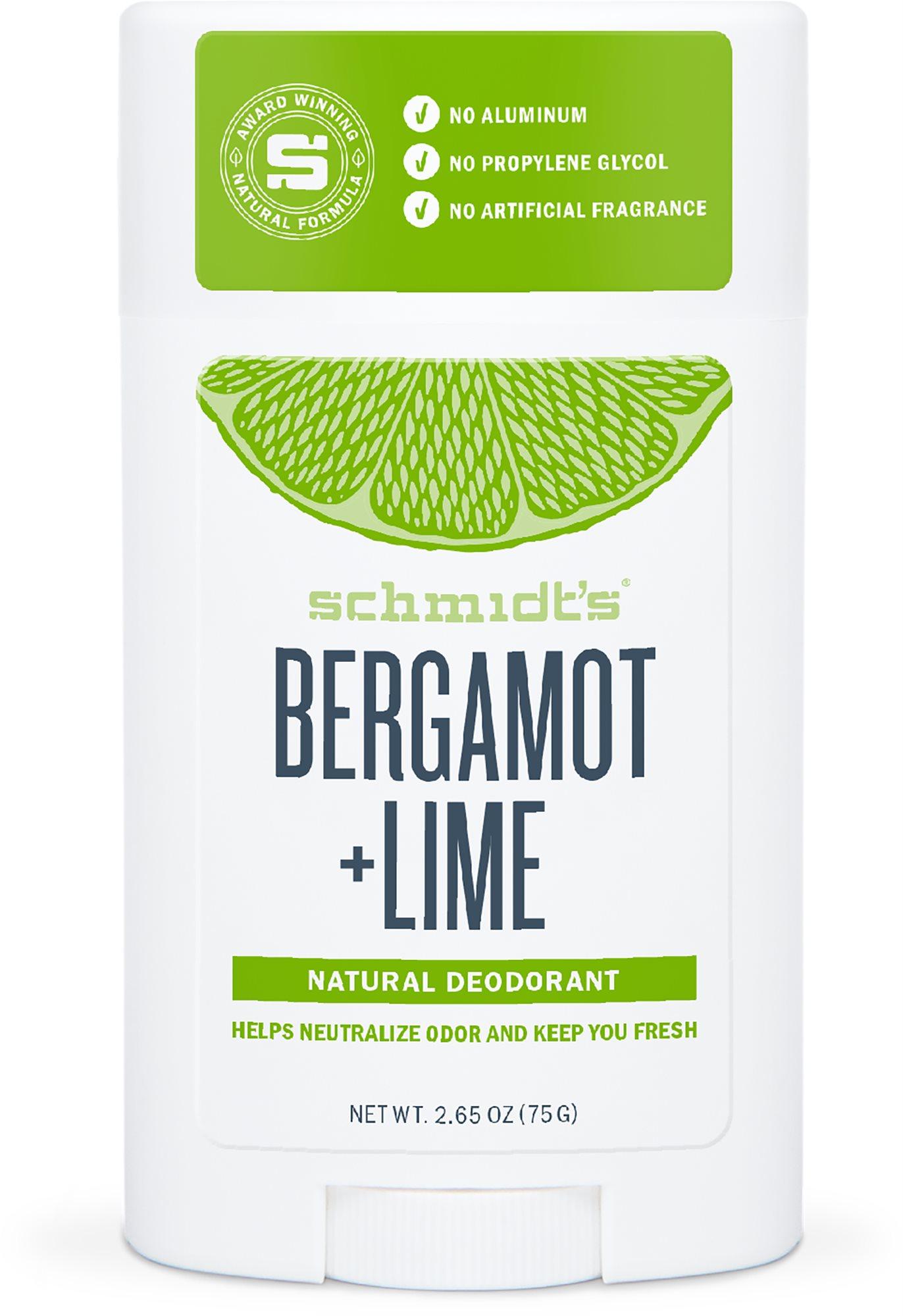 SCHMIDT'S Signature bergamott + lime 58 ml