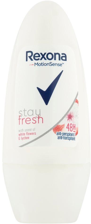 REXONA White Flower & Lychee 50 ml