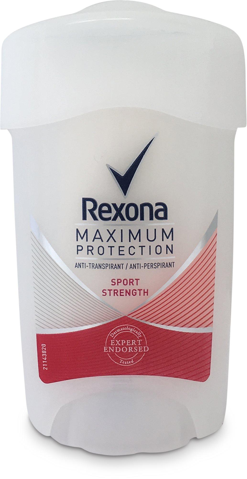 REXONA MaxPro Sport Strength 50 ml