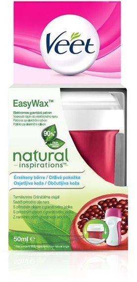 VEET EasyWax Natural Inspirations utántöltő (50 ml)