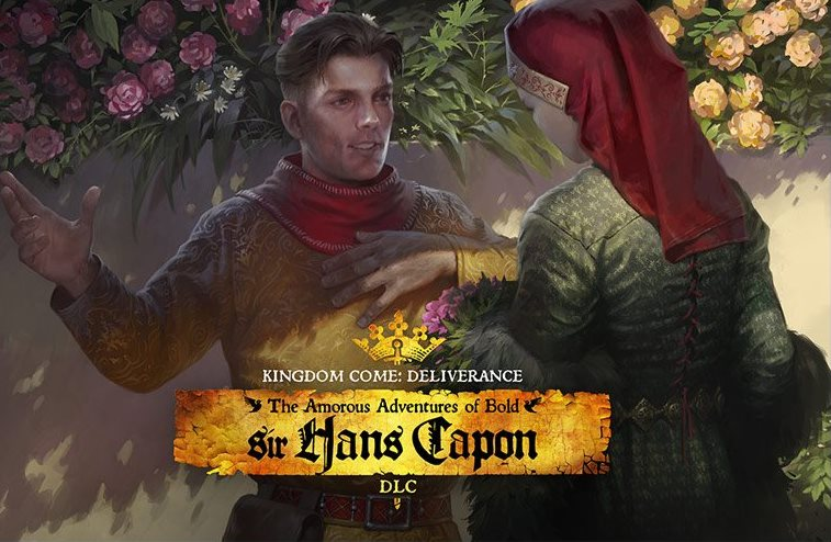Kingdom Come: Deliverance - The Amorous Adventures of Bold Sir Hans Capon (steam DLC)