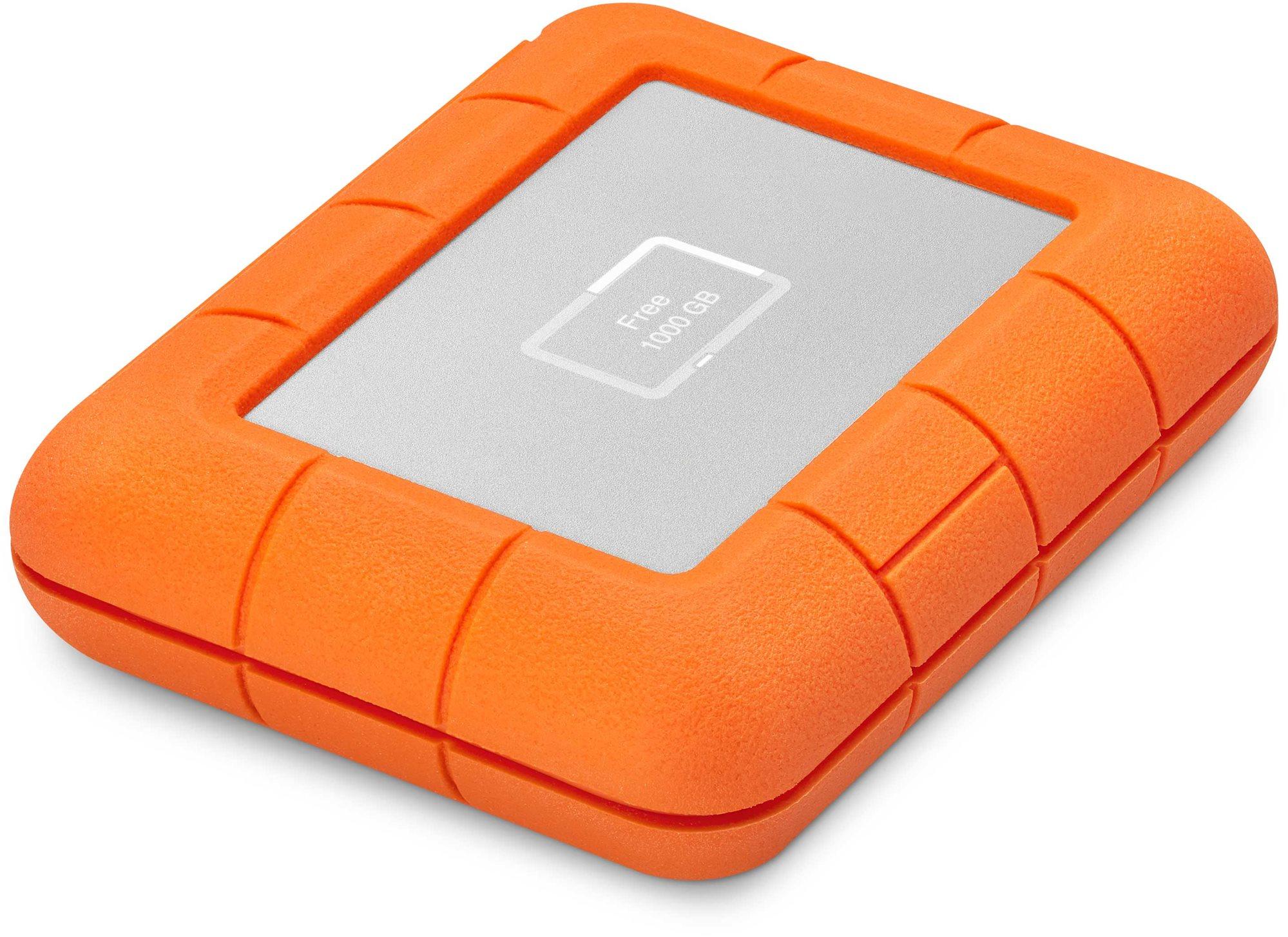 LaCie Rugged BOSS SSD 1TB