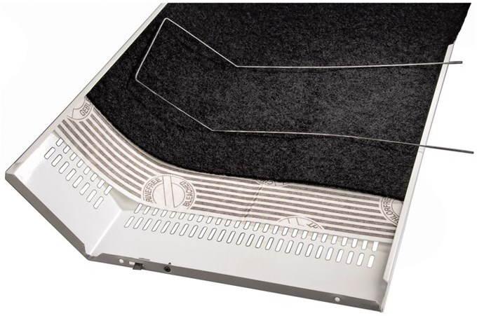 Xavax Szénszűrő Sütőhöz, 2 db-os Készlet Tartozék