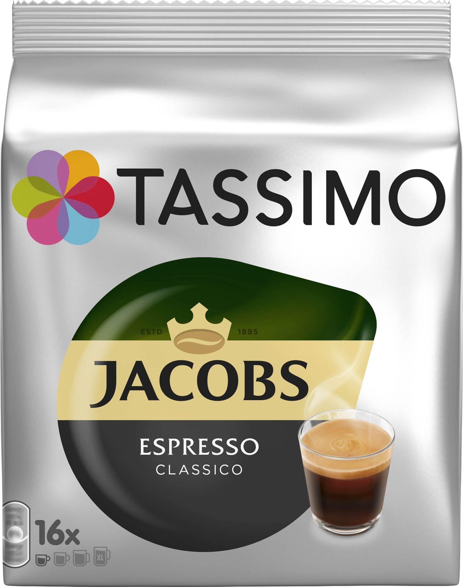 TASSIMO Jacobs Krönung Espresso 16 adag