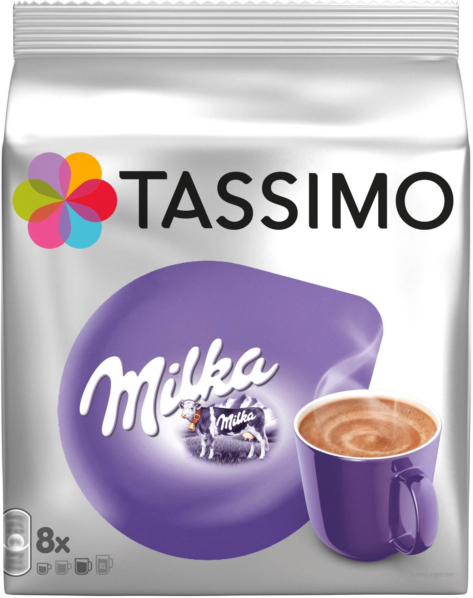 TASSIMO Milka 8 adag