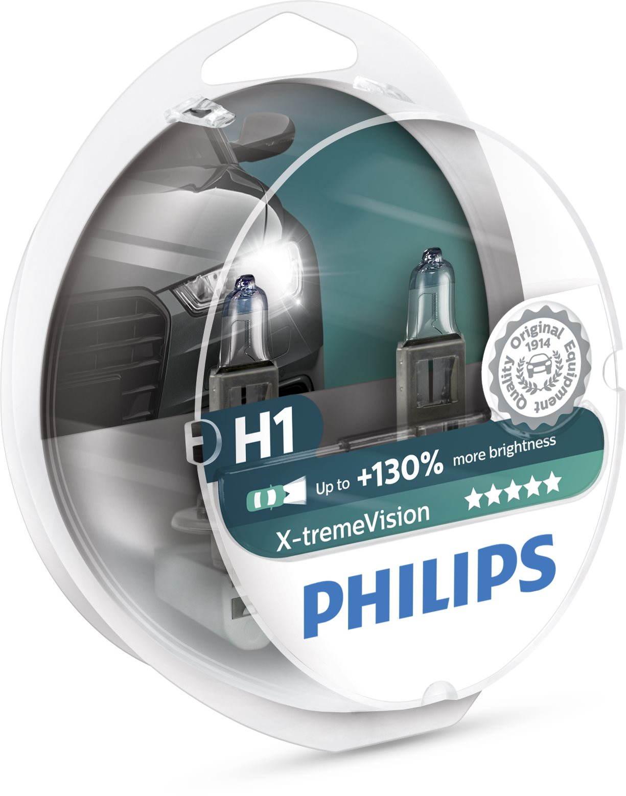 Philips H1 X-tremeVision 2db