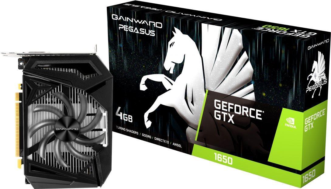 GAINWARD GeForce GTX 1650 Pegasus OC D6 4G