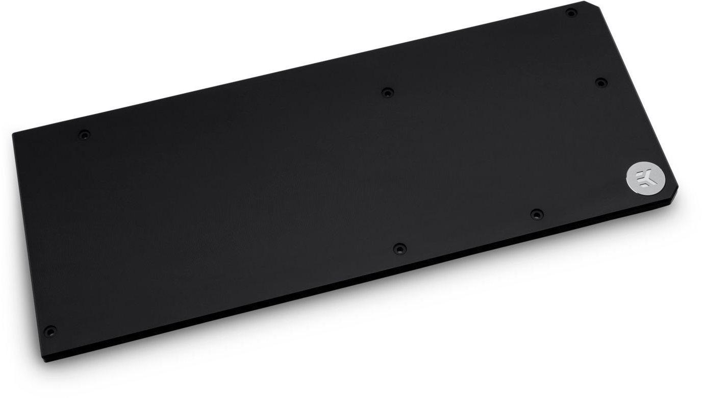 EK Water Blocks EK-Vector Radeon RX 5700/XT Backplate - fekete