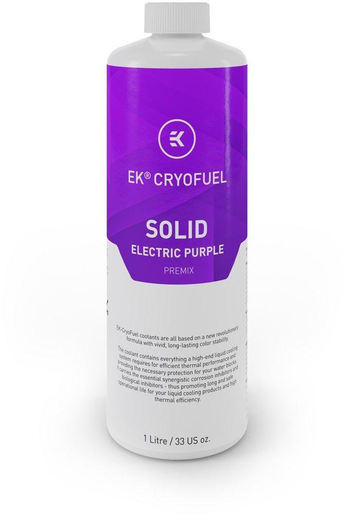EK Water Blocks CryoFuel Solid Electric - lila