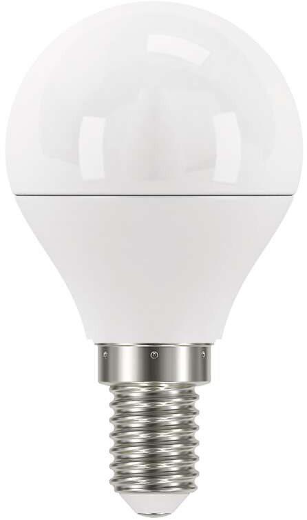 EMOS LED izzó Classic Mini Globe 6W E14 meleg fehér