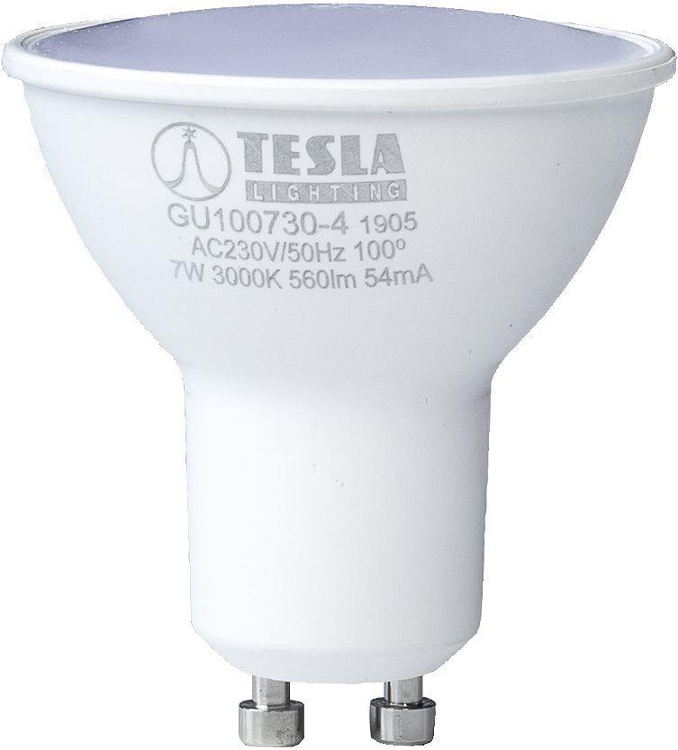 TESLA LED 7W GU10 GU100730-4