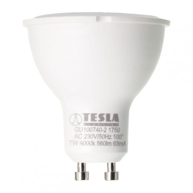 TESLA LED 7W GU10 GU100740-2