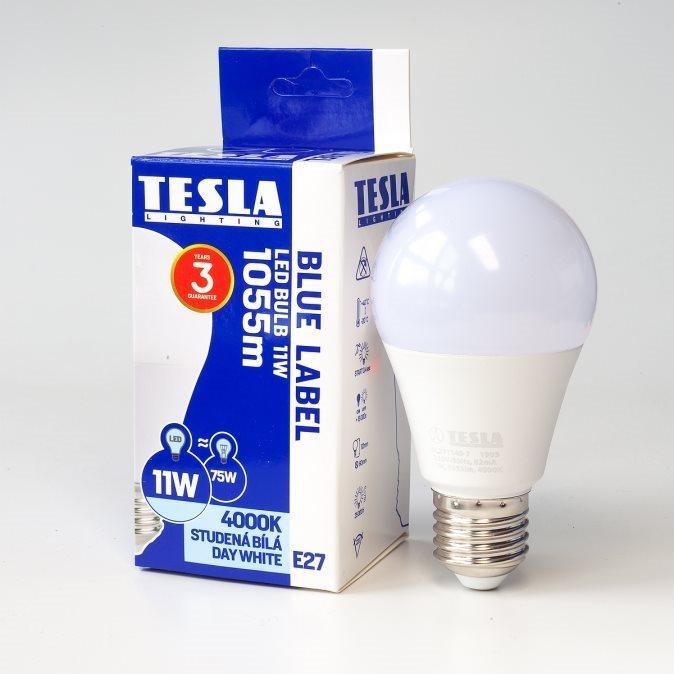 Tesla LED izzó BULB A60 E27 11W