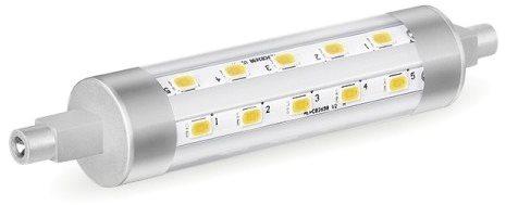 Philips LED R7S 118mm 14W-100W, 3000K, dimmelhető