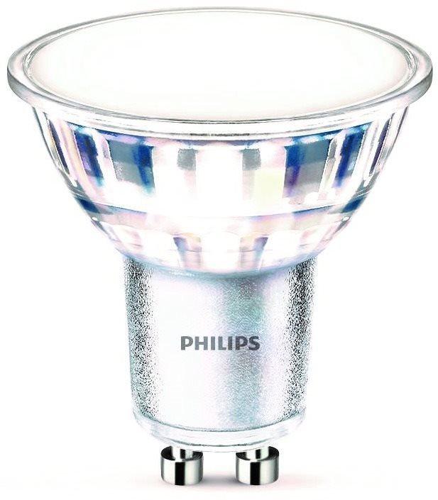 Philips LED Classic Spot 550lm, GU10, 4000K