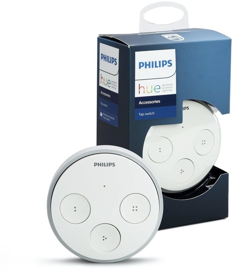 Philips Hue érintőkapcsoló, okos kapcsoló
