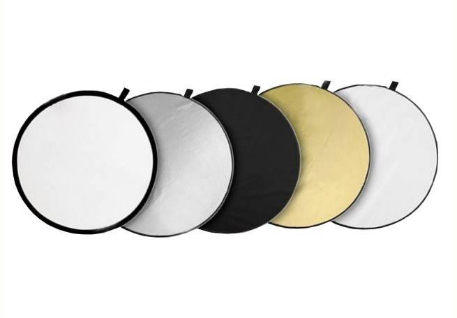 Terronic fényvisszaverő lemez 5-in-1/60 cm