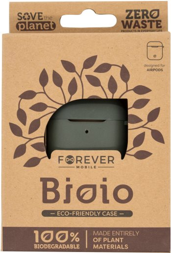 Forever Bioio for AirPods zöld