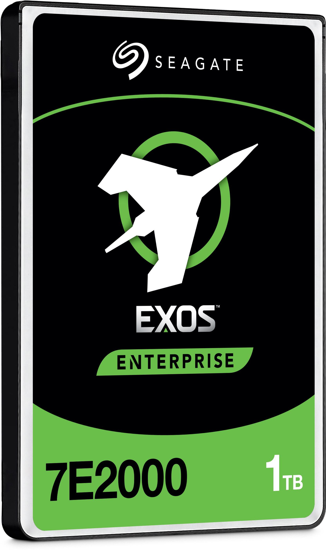 Seagate Exos 7E2000 1TB 512n SATA