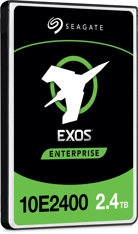 Seagate Exos 10E2400 2.4TB FastFormat SAS