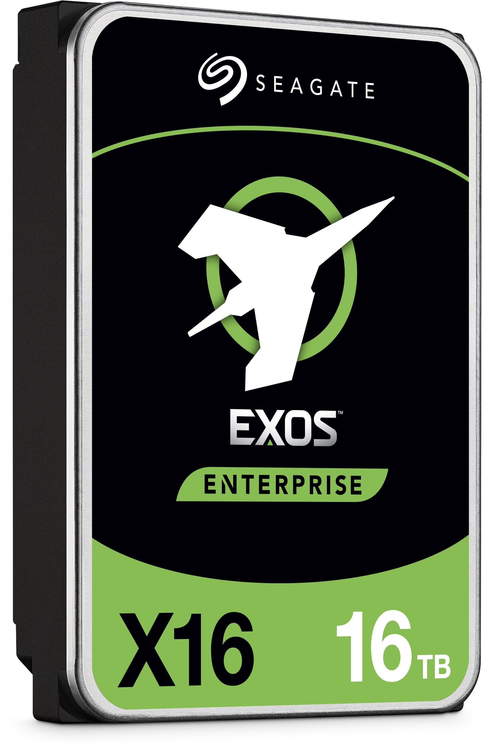 Seagate Exos X16 16TB Standard SAS
