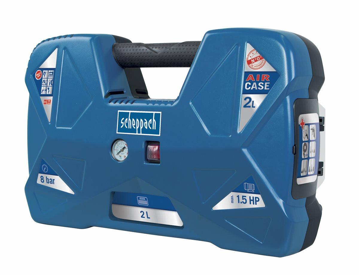 Scheppach Air Case kompresszor