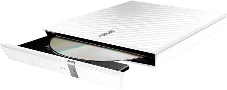 ASUS SDRW-08D2S-U Lite fehér + szoftver