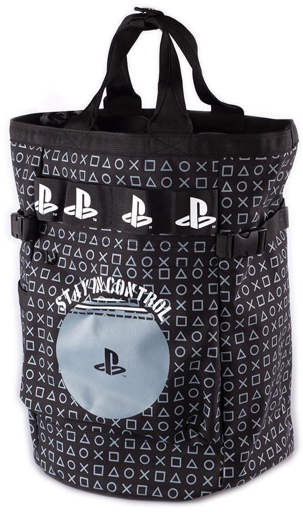 PlayStation - Stay In Control - hátizsák