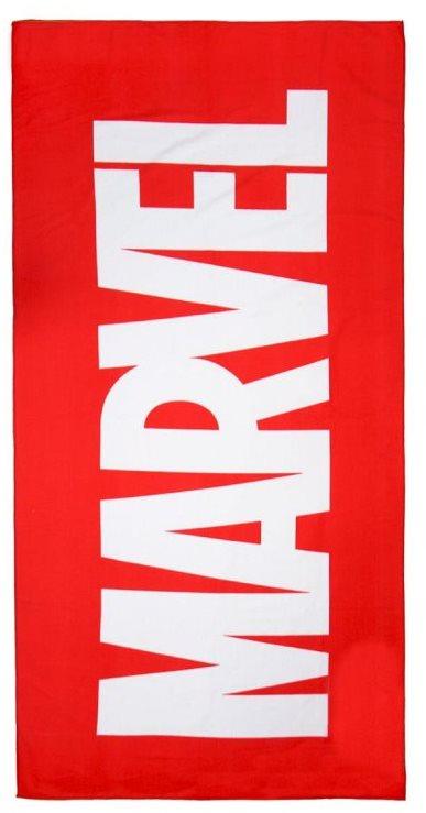 Marvel - Logo - törölköző