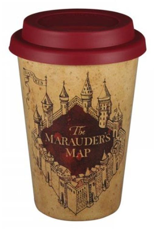 Harry Potter - Marauders Map - úti bögre