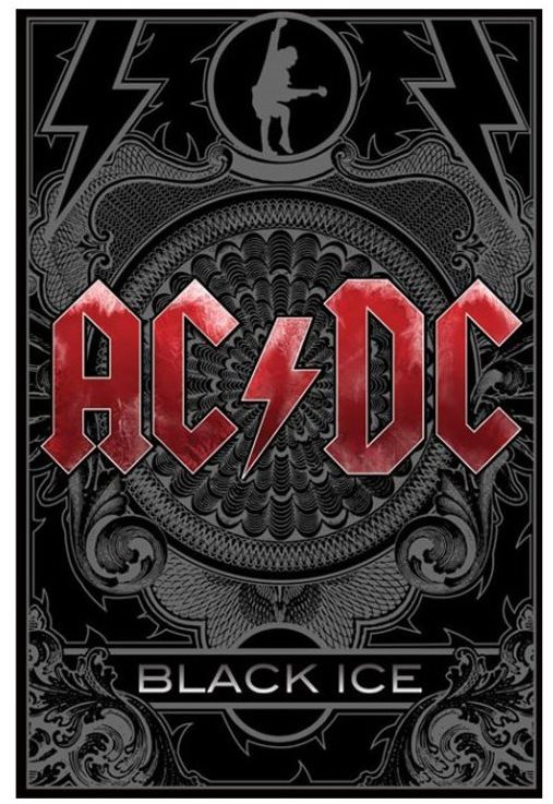 AC / DC - Black Ice - poszter 65 x 91,5 cm