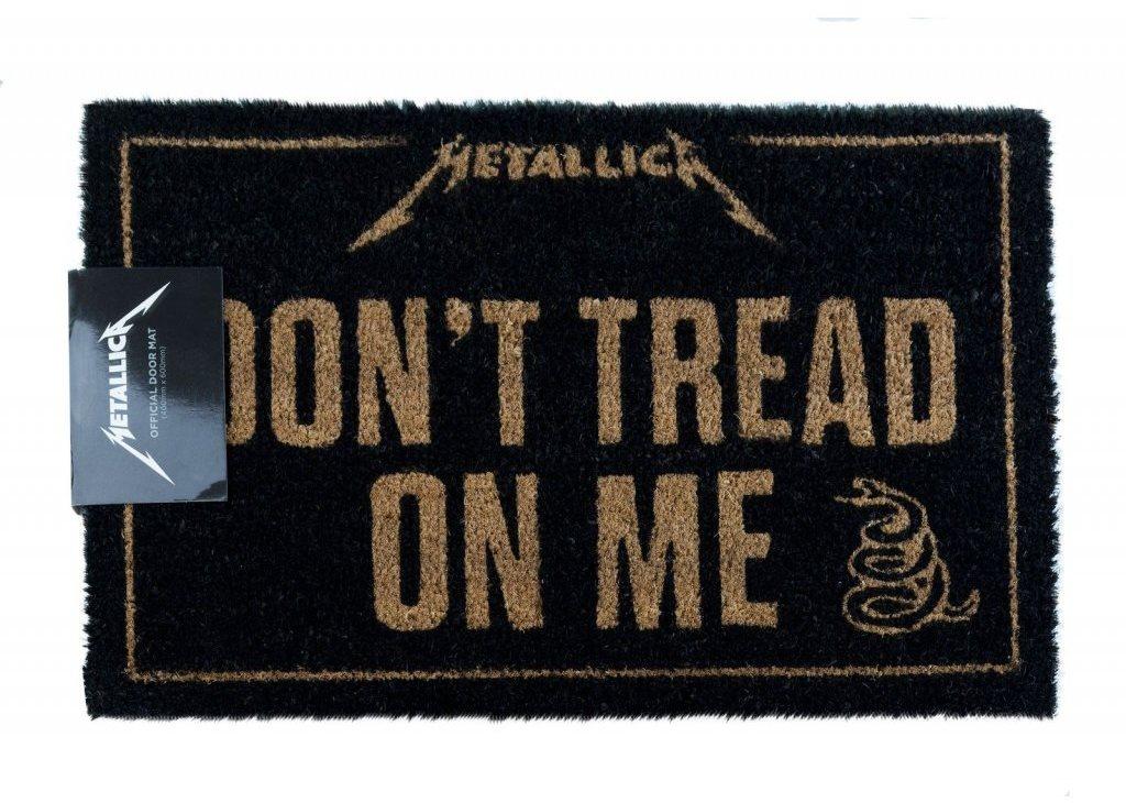 Metallica - Dont Tread On Me - lábtörlő