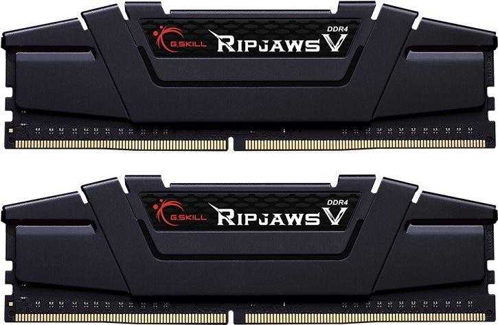 G.SKILL 64GB KIT DDR4 3200MHz CL16 RipjawsV