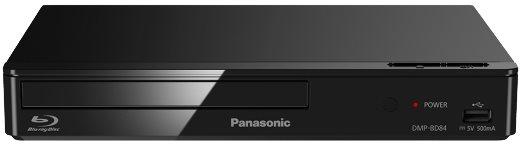 Panasonic DMP-BD84EG-K (fekete)
