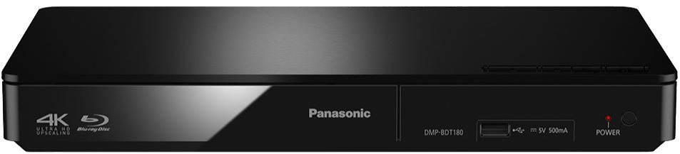 Panasonic DMP-BDT180EG fekete