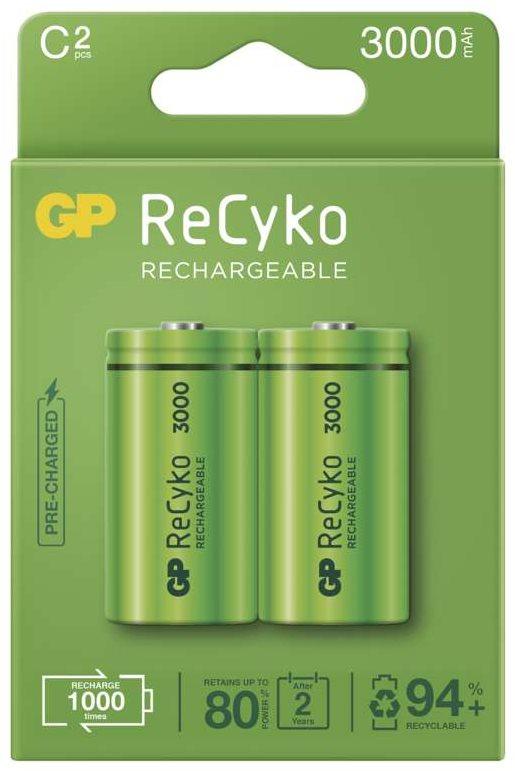 GP ReCyko 3000 C (HR14), 2 db