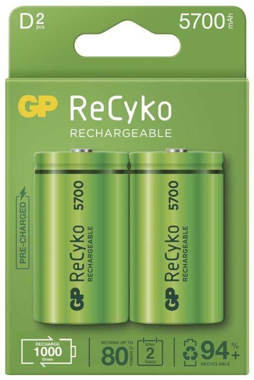 GP ReCyko 5700 D (HR20), 2 db