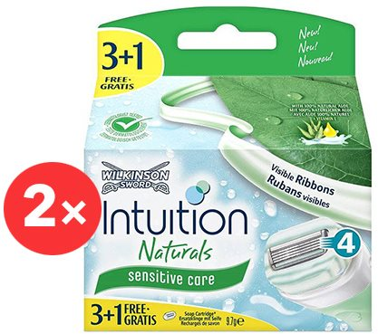 WILKINSON Intuition Sensitive Care 2× 3 db