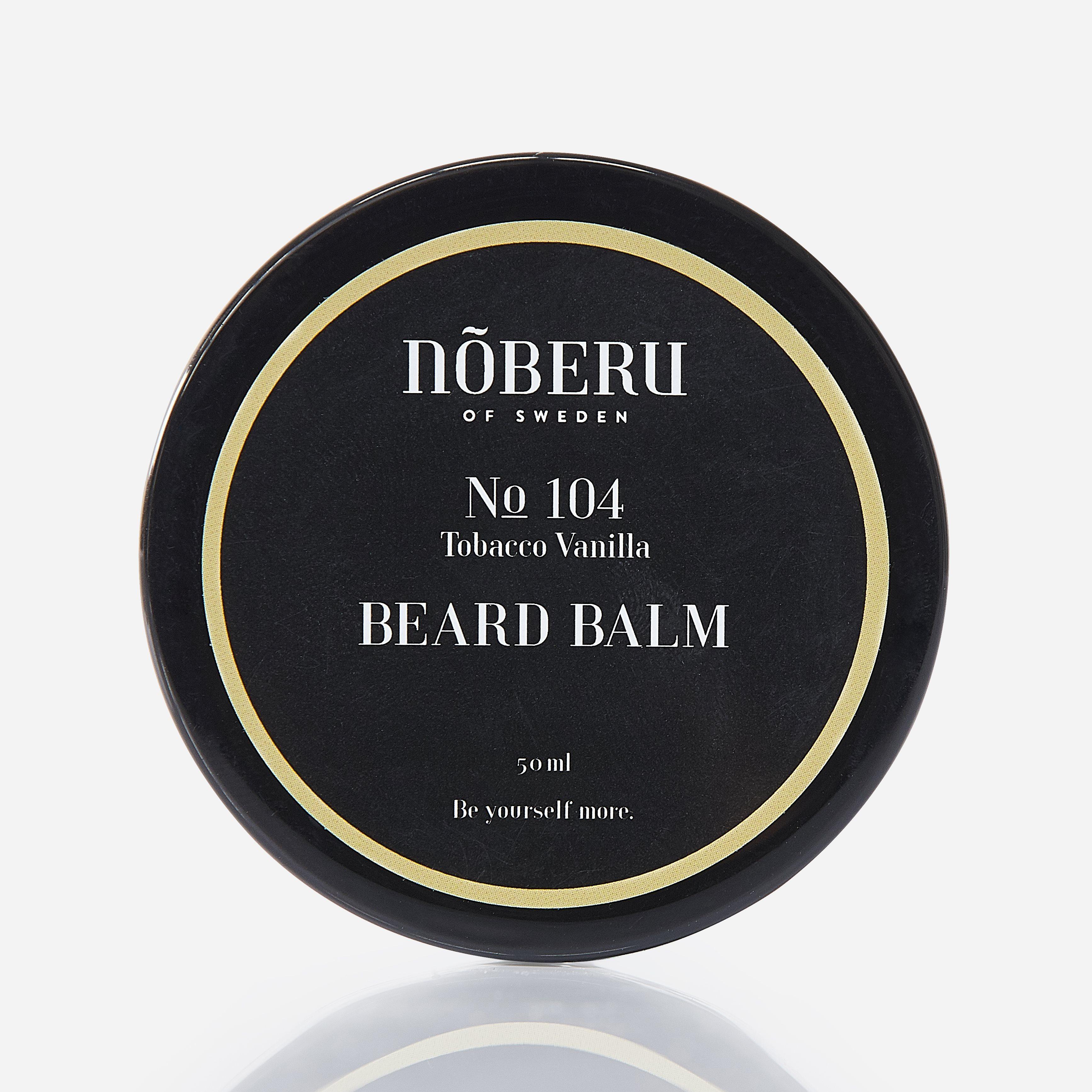 NOBERU Tobacco Vanilla Beard Balm 50 ml