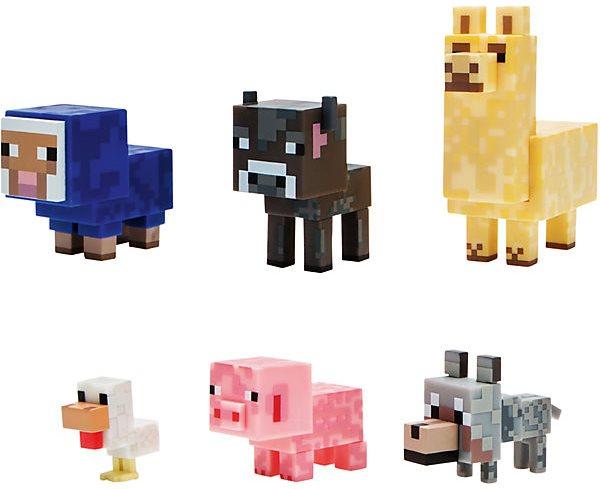Minecraft Háziállatok