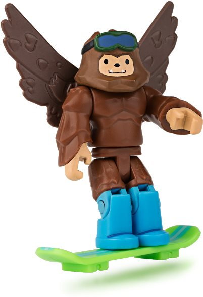 Roblox Bigfoot Boarder: Airtime