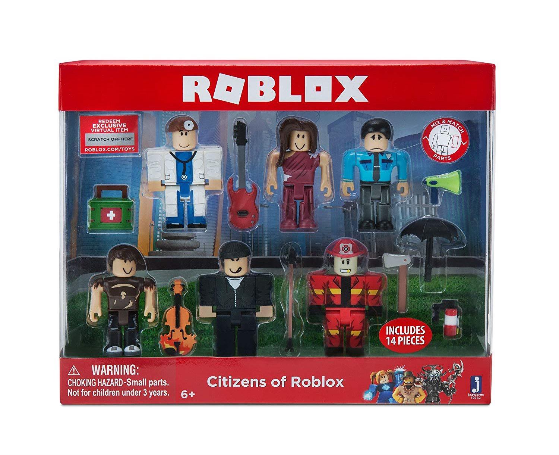 Roblox - 6db gyűjthető figura