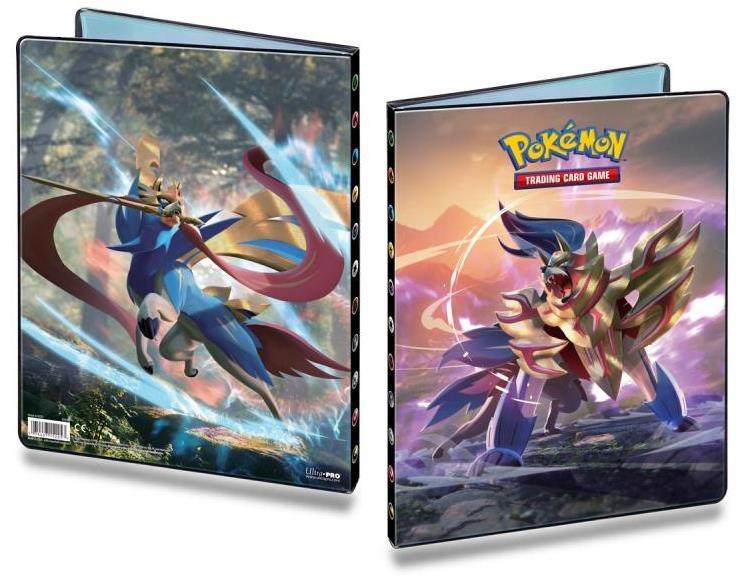 Pokémon: Sword and Shield - A4-es album 252 kártyára