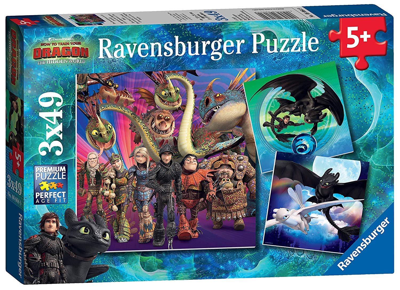 Ravensburger 080649 Így neveld a sárkányodat 3.