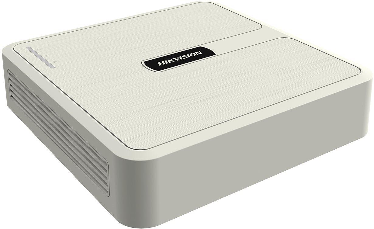 HiWatch HWN-2108H-8P, NVR, 4MP, felvevő, 8 ch, 1 HDD