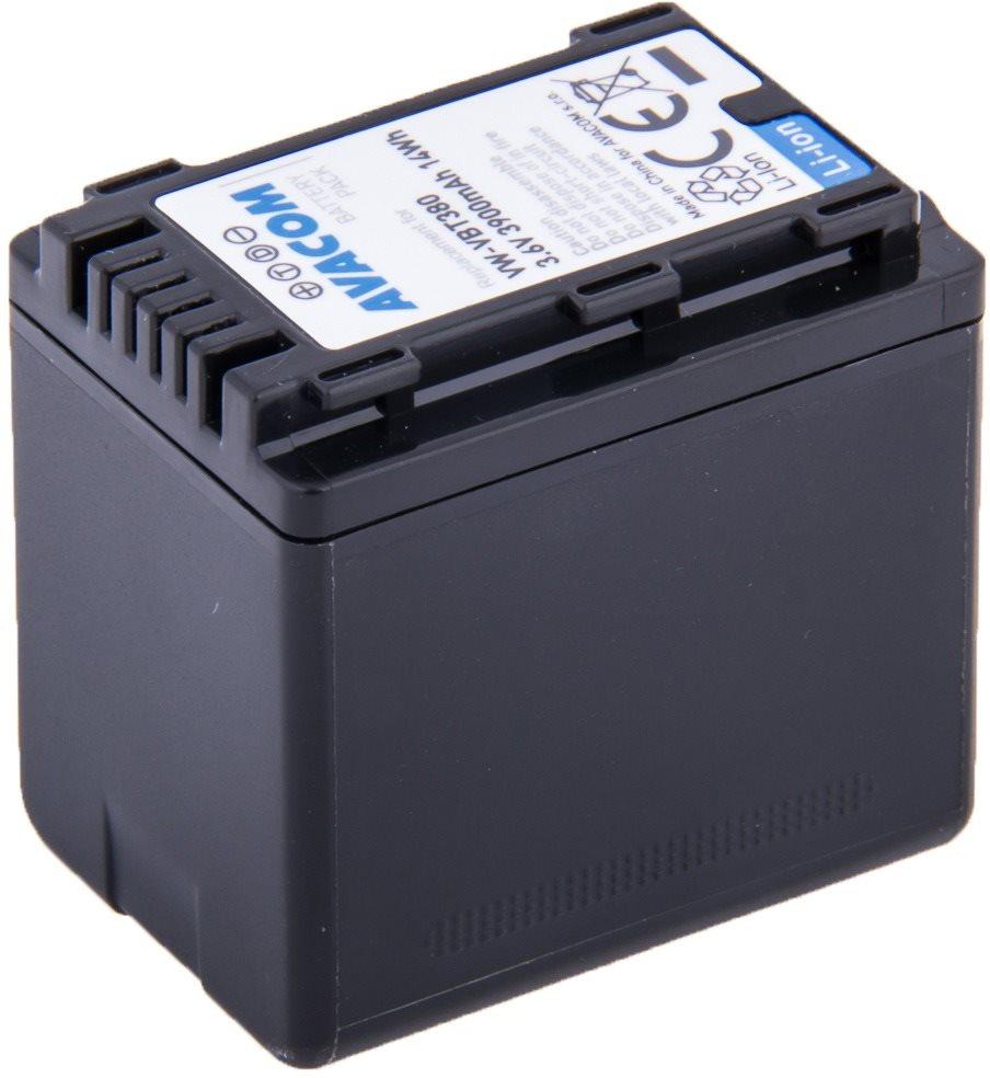 AVACOM Panasonic VW-VBT380 Li-Ion 3.6V 3900mAh 14Wh